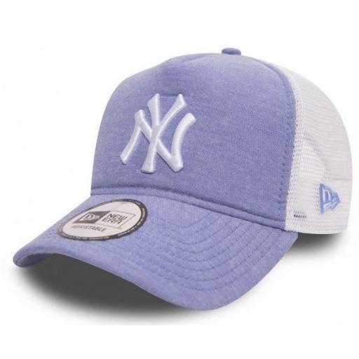 New Era Gorra Yankees Oxford Azul
