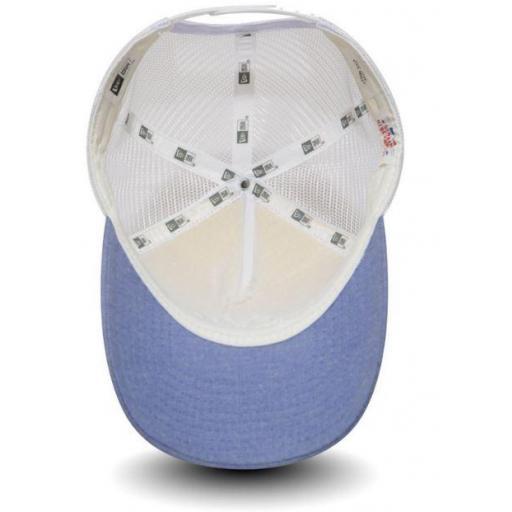 New Era Gorra Yankees Oxford Azul [2]