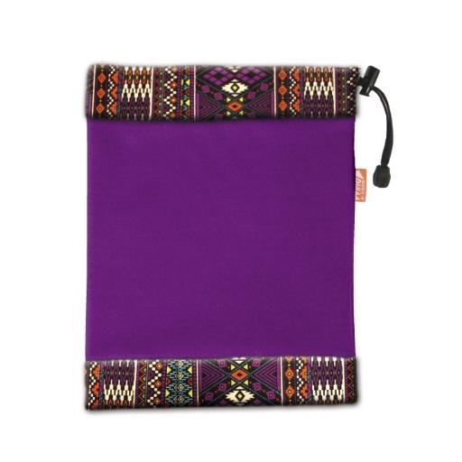 Cubrecuellos WDX Tubb Purple Inca