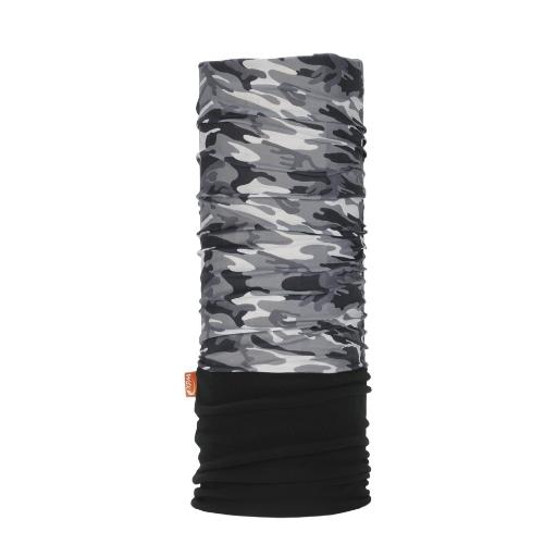 Tubular WDX Polar Headwear Camuflaje Negro [1]