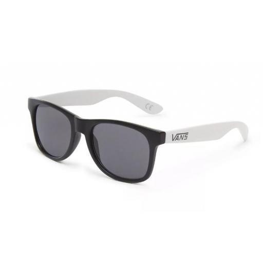 Vans Gafas de Sol Spicoli 4 Shade Negra/Blanca [0]
