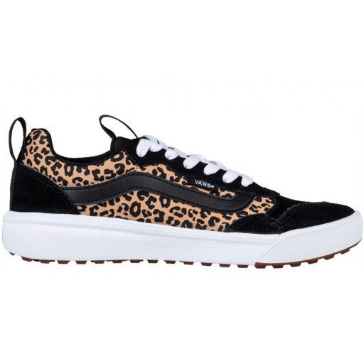 Zapatillas Vans Range EXP Cheetah Negro/Blanco/Leopardo