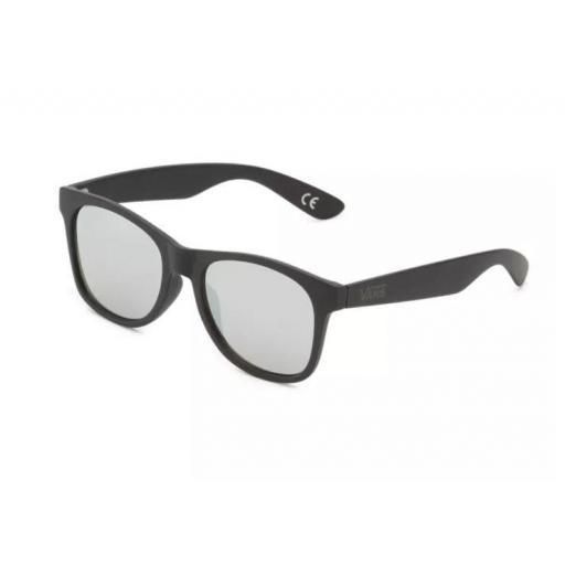 Gafas de Sol Vans Spicoli Flat Negra Lente Efecto Espejo