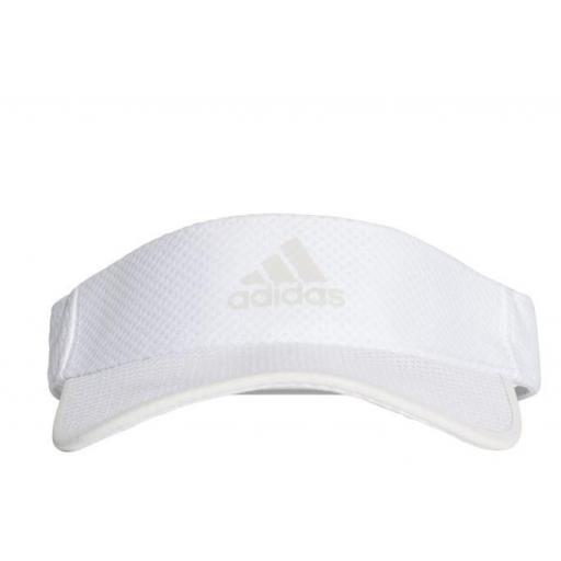 Visera Adidas Climacool Running R96 Visor Blanca [1]