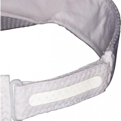 Visera Adidas Climacool Running R96 Visor Blanca [3]
