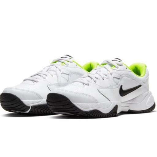 Zapatillas Nike Court Lite 2 Junior Tenis Blanco [1]