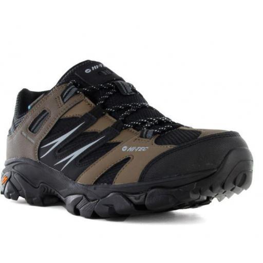 Hi-Tec Zapato de Montaña Tarantula Low WaterProof [1]