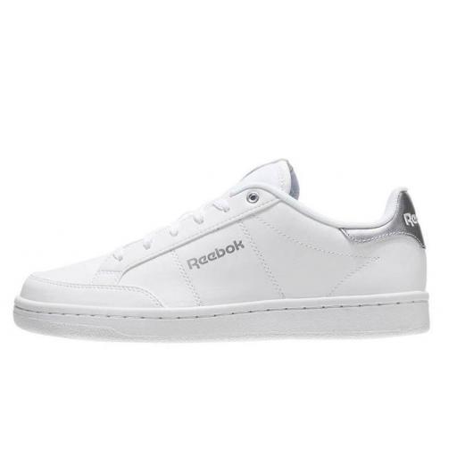 Zapatillas Reebok Royal Smash Mujer Blanco/Plateado [1]