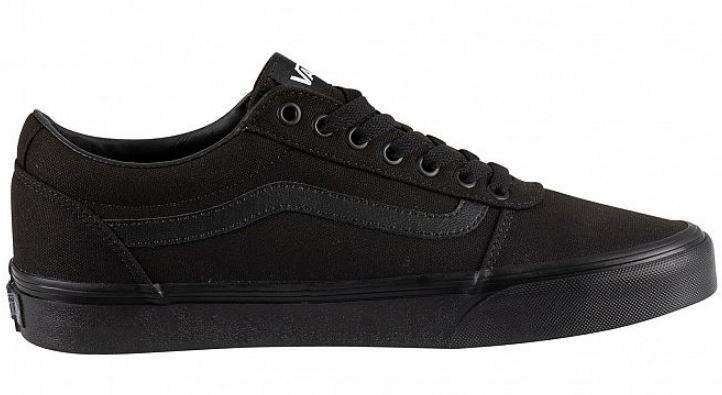 Zapatillas Vans Ward Canvas Black/Black