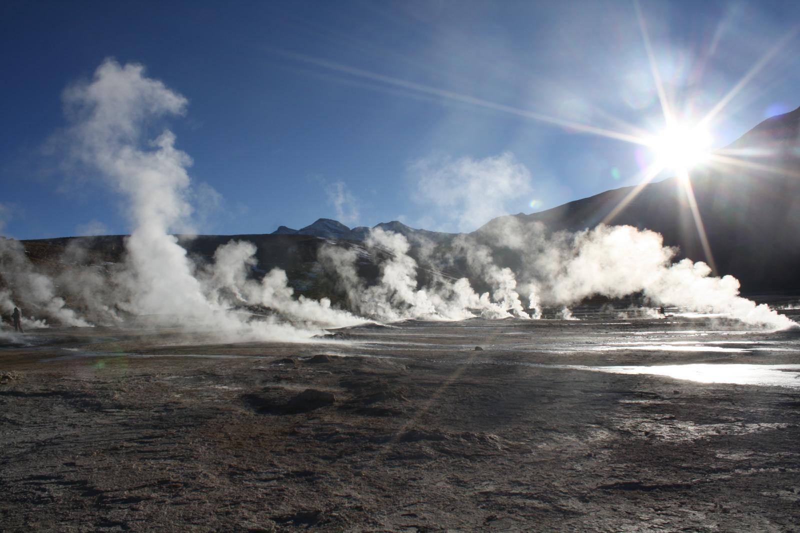 Chile para armar. Programa Desierto de Atacama