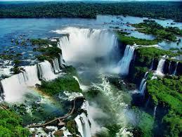 Argentina para armar - Paquete Iguazú