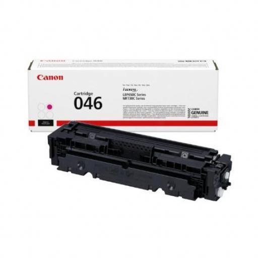 Toner Original CANON 046 Magenta - 1248C002 Comprar en toner nuevos ministerios.