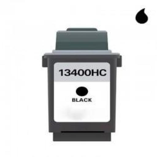 13400HC CARTUCHO RECICLADO LEXMARK NEGRO (40 ML)