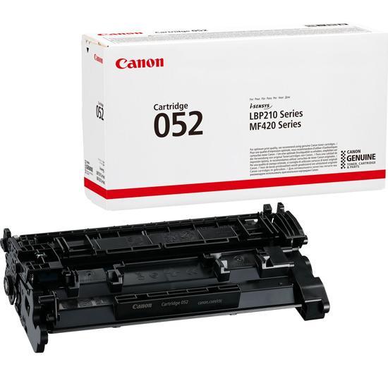 Toner Original CANON CRG052 Negro - 2199C002