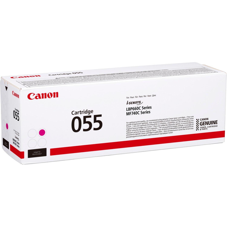 Toner Original CANON 055 Magenta - 3014C002