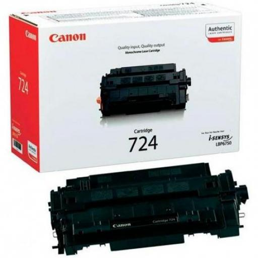 Toner Original CANON 3481B002AA Negro 6000 PAGINAS ,COMPRAR EN TONER NUEVOS MINISTERIOS