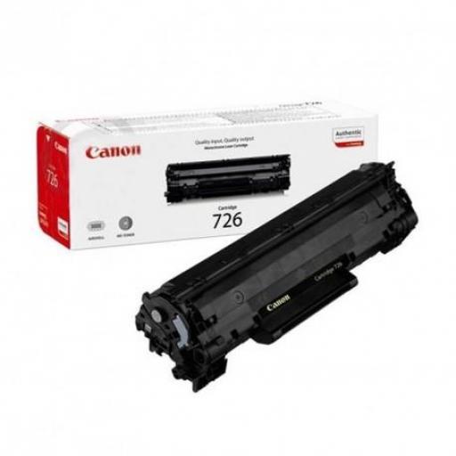 Toner Original CANON 3483B002AA Negro - 3483B002AA CRG726 COMPRAR
