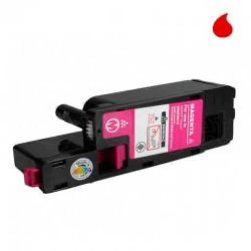 PHASER 6000/6010M TONER GENERICO XEROX MAGENTA (106R01632) 1.000 PAG.