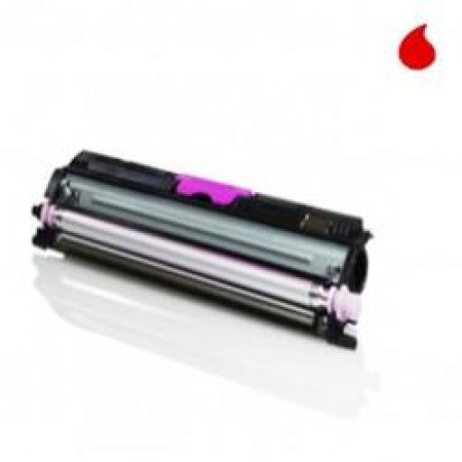 PHASER 6121M TONER GENERICO XEROX MAGENTA (106R01467 ) 2600 PAG.