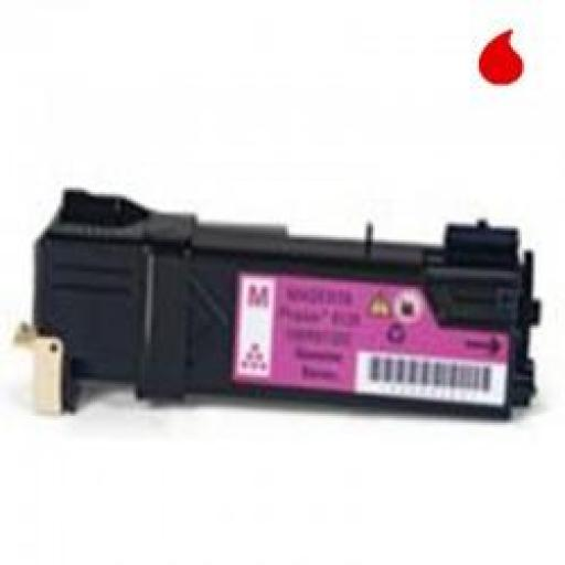 PHASER 6125M TONER GENERICO XEROX MAGENTA (106R01332) 1.000 PAG.