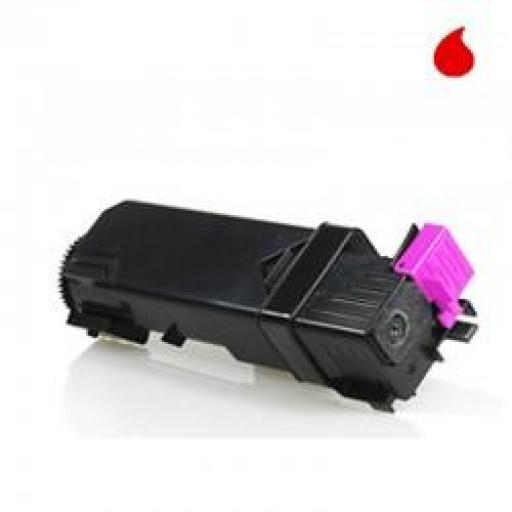 PHASER 6130M TONER GENERICO XEROX MAGENTA (106R01279) 1900 PAG.