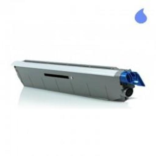 PHASER 7300C TONER GENERICO XEROX CYAN 15.000 PAG.