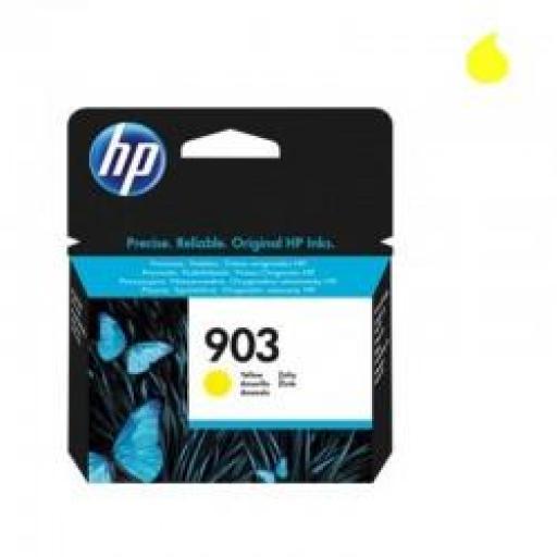 T6L95AE CARTUCHO ORIGINAL HP AMARILLO (N 903) 315 PAG.