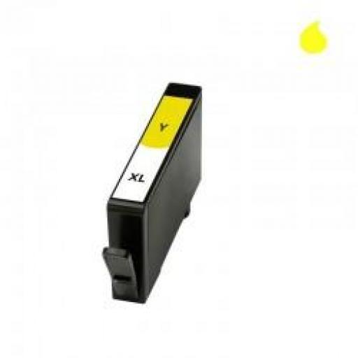 T6M11AE CARTUCHO GENERICO COMPATIBLE CON HP AMARILLO (N903XLY) 14ML