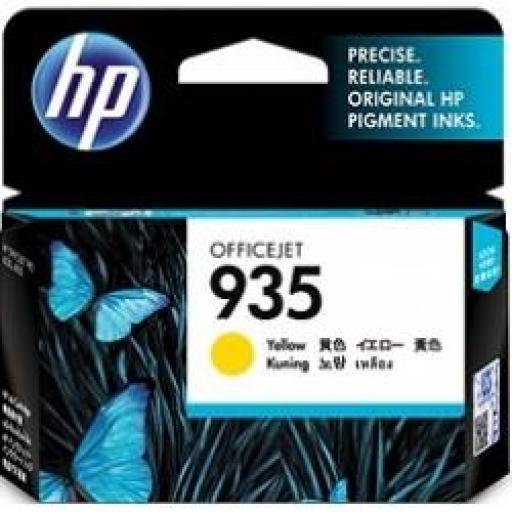 C2P22AE CARTUCHO ORIGINAL HP AMARILLO (N 935) 400 PAG.