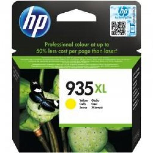 C2P26AE CARTUCHO ORIGINAL HP AMARILLO (N 935XL) 825 PAG.