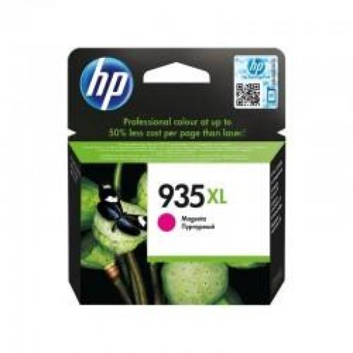 C2P25AE CARTUCHO ORIGINAL HP MAGENTA (N 935XL) 825 PAG.