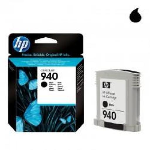 C4902AE CARTUCHO ORIGINAL HP NEGRO (N 940) 1.000 PAG.