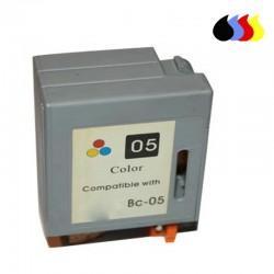 BC05 CARTUCHO RECICLADO CANON COLOR (3X7 ML)