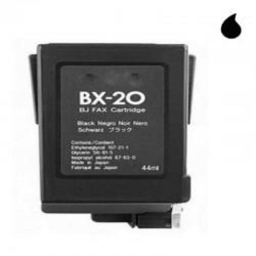 BX20 CARTUCHO RECICLADO CANON NEGRO (42 ML)