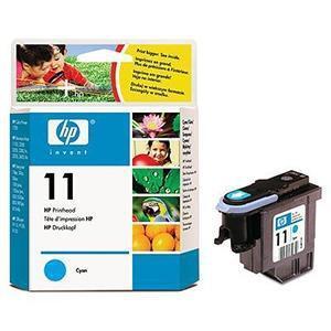 HP11CC4811ACABEZAL DE IMPRESIÓN CIAN HP DESKJET Y DESKWRITER DESCRIPCION:HP Business Inkjet 1100/2200/2250/2280/2600, Designjet 100+/500/800/815, CP-1700 Cabezal Cian Nº11