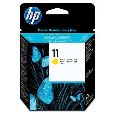 C4813A, HP11Y CABEZAL DE IMPRESIÓNHP  Business Inkjet 1100/2200/2250/2280/2600, Designjet 100+/500/800/815, CP-1700 Cab. Amarillo Nº11