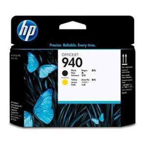 CABEZAL DE IMPRESIÓN C4900A  Nº 940 NEGRO AMARILLO HP Officejet Pro 8000/8500