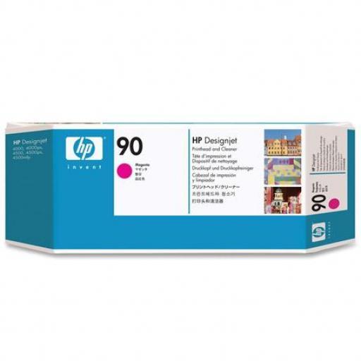 HP 90 Magenta Cabezal de Impresion Limpiador - C5056A
