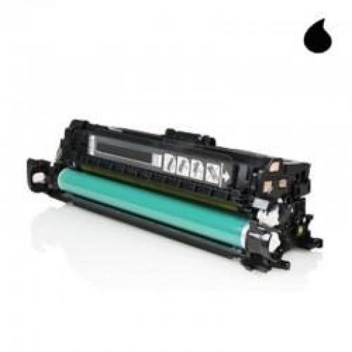 CE250X TONER GENERICO HP NEGRO (N 504X) 10.500 PAG