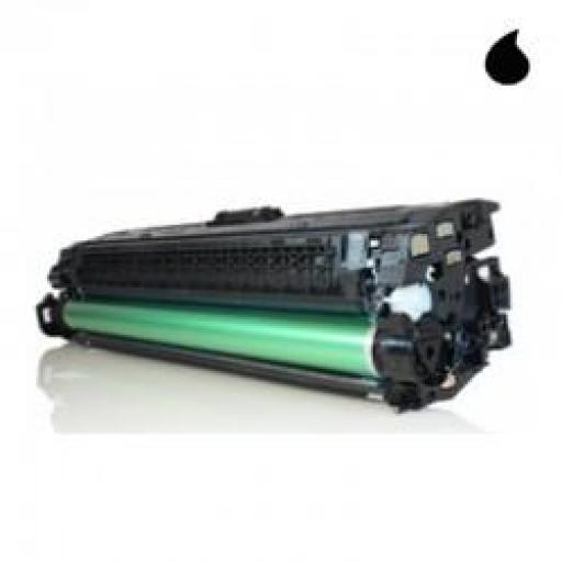 CE270A TONER GENERICO HP NEGRO (N 650A) 13.500 PAG.