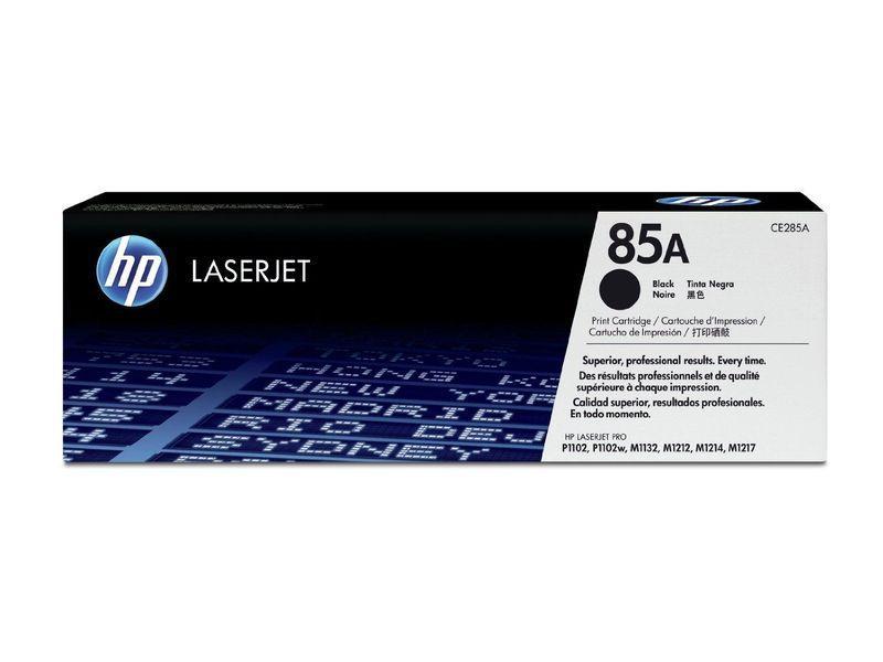 HP Toner Laser 85A Negro CE285A