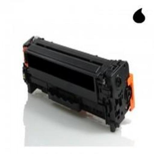 CE410X TONER GENERICO HP NEGRO (N 305X) 4.000 PAG.