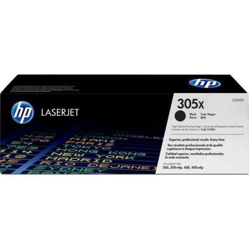 HP Toner Laser 305X Negro CE410X