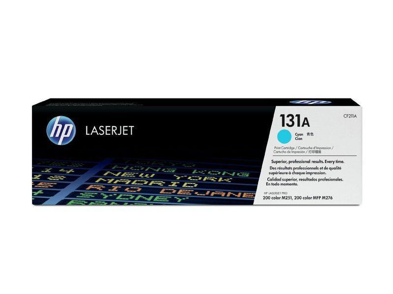 HP TONER LASER 131A CIAN CF211A.