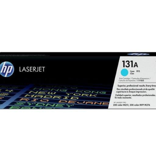HP TONER LASER 131A CIAN CF211A. [0]