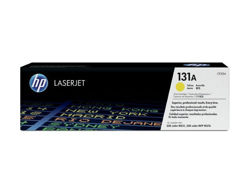 HP TONER LASER 131A AMARILLO CF212A