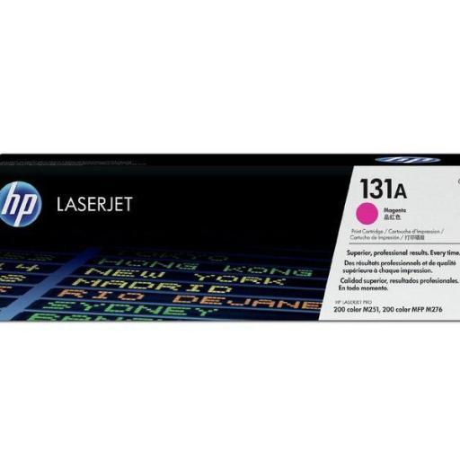HP TONER LASER 131SA MAGENTA CF213A