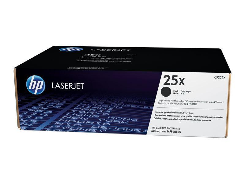 HP Toner Laser 25X Negro CF325X