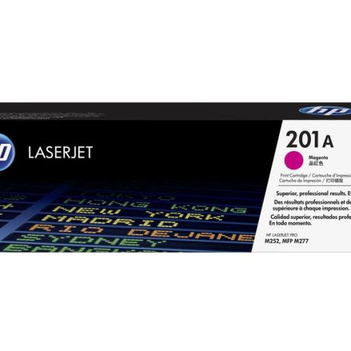 HP TONER LASERJET ORIGINAL 201A MAGENTA CF403A