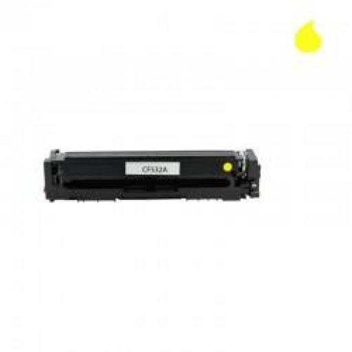 CF532A / 205A TONER GENERICO COMPATIBLE CON HP AMARILLO 900PAG.